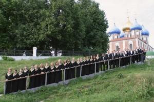 Фестиваль «Кремли и храмы России» Рязанский кремль
