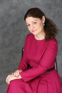 Марина Олеговна Балянская, главный хормейстер Капеллы