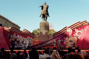 </br>Праздничные концерты, посвященные Дню Победы
